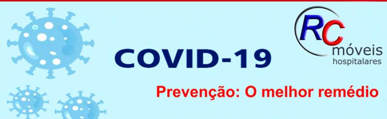 RC Móveis Hospitares divulga sua medidas contra a covid-19
