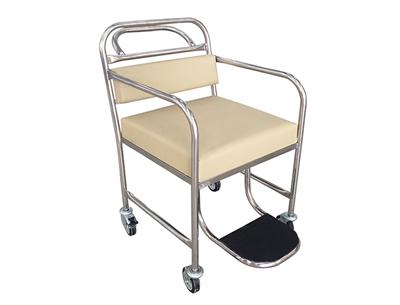 Cadeira de Transporte Inox
